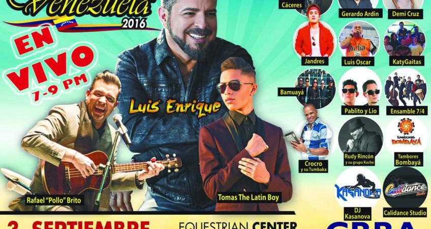 CBBA Festival Venezuela