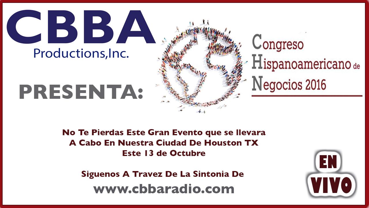 Congreso Hispanoamericano de Negocios 2016
