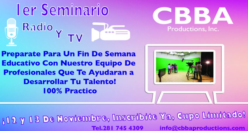 Seminario CBBA 2016