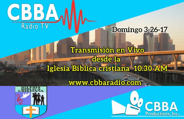 TRANSMISION EN VIVO IBC